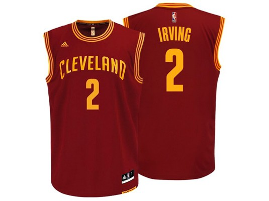 Maillot Kyrie Irving