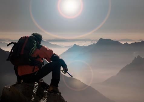 trek haute montagne